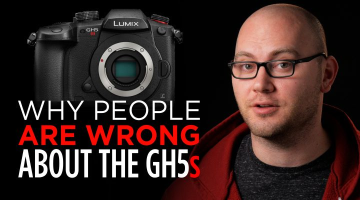 Why People Are Wrong About The GH5s – Reason for No IBIS