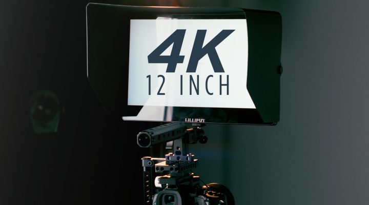 12 Inch 4K Production Monitor – Lilliput A12 Monitor Review