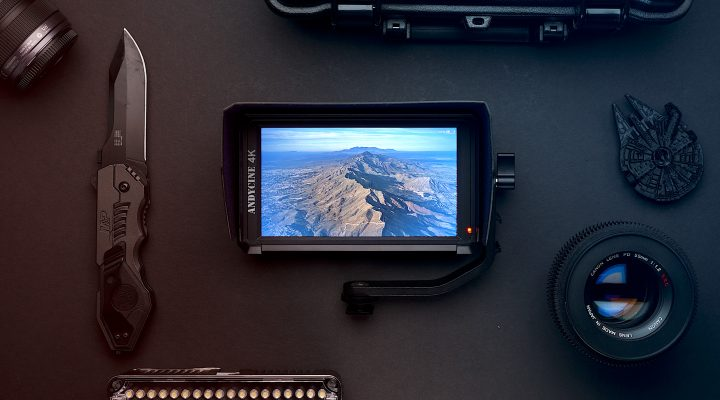 $180 Swivel Monitor That Powers Your Camera – AndyCine A6 Review