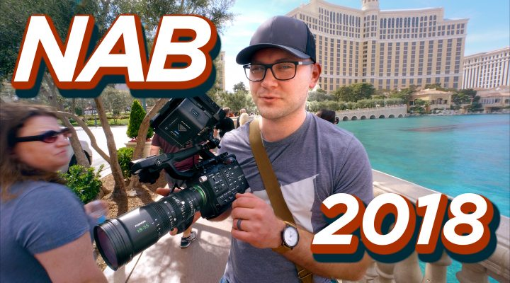 NAB 2018! Blackmagic Pocket 4K, RGB Everything and ProRes RAW