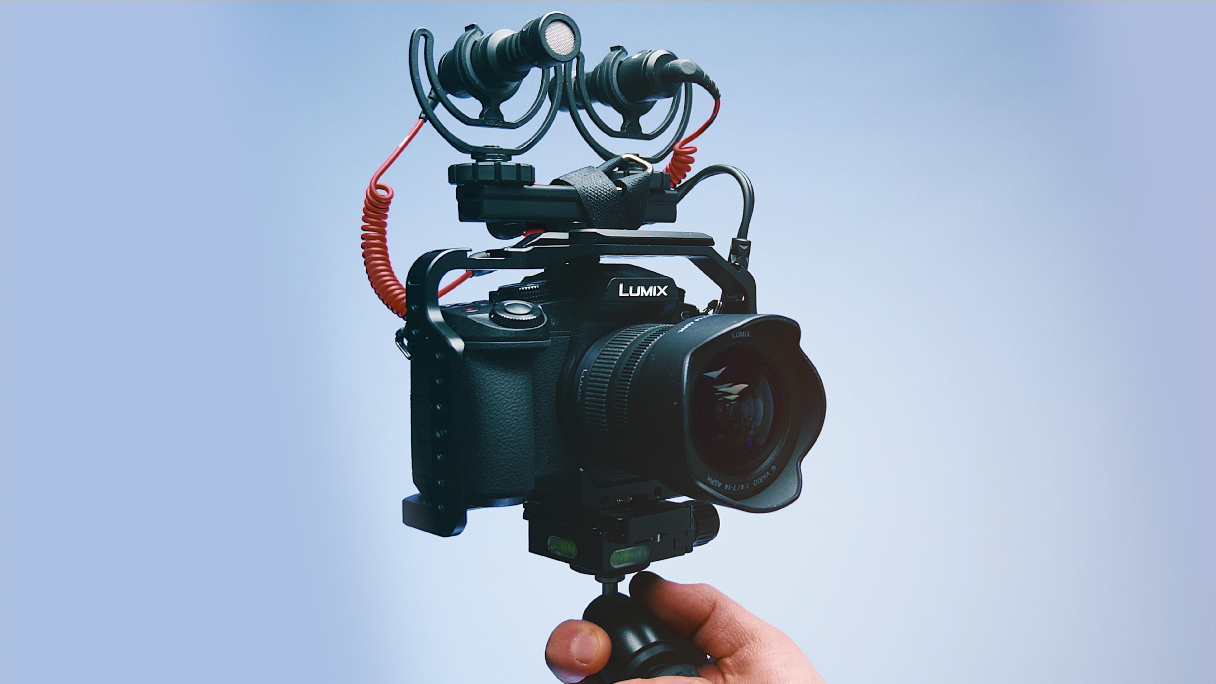 Best Vlogging Microphone My Overkill Dual Mic Setup