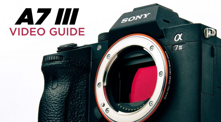 Sony A7 III Guide Now Available