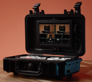 Custom Blackmagic Atem Mini Case!